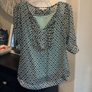 Women's 3/4 blouse